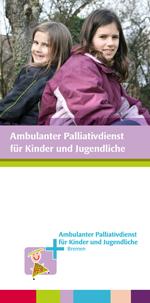 Ambulanter Palliativdienst für Kinder und Jugendliche in Bremen Downloads Flyer