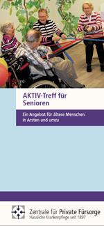 Aktivtreff für Senioren Tagesbetreuung Zentrale für Private Fürsorge Bremen