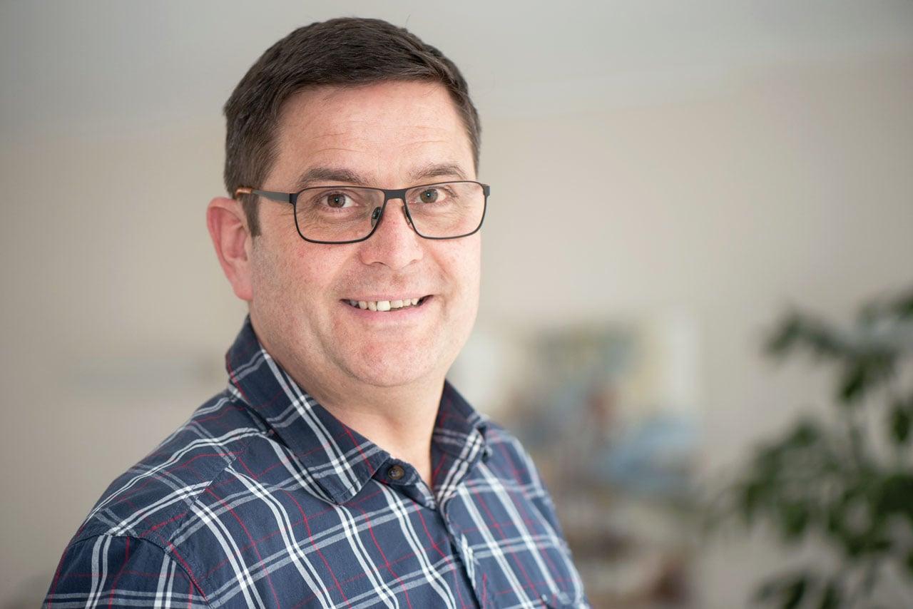 Ansprechpartner  Karl-Heinz Fürst, Hausnotruf und Veranstaltungen