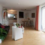 CASA NUVO Innenansicht Wohnzimmer Wohnung Wohnen mit Stil und Service