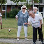 CASA VITA Arsten Wohnen mit Service und Betreuung Boule Spielen