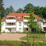 CASA VITA Oberneuland Bremen Wohnung Wohnung 2-01 Außenansicht Wohnen mit Service Zentrale für Private Fürsorge