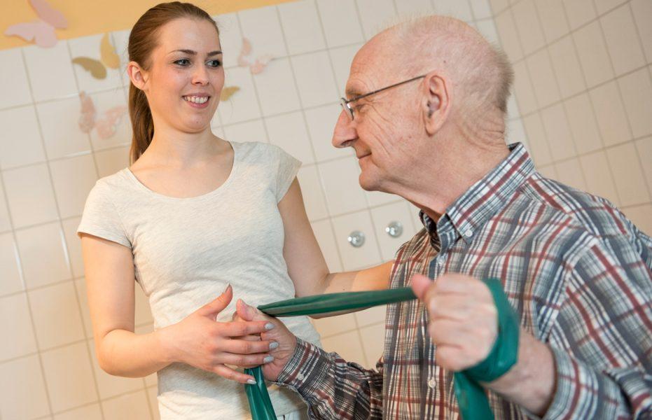 Zentrale PHYSIO Physiotherapie Bremen Zentrale für Private Fürsorge