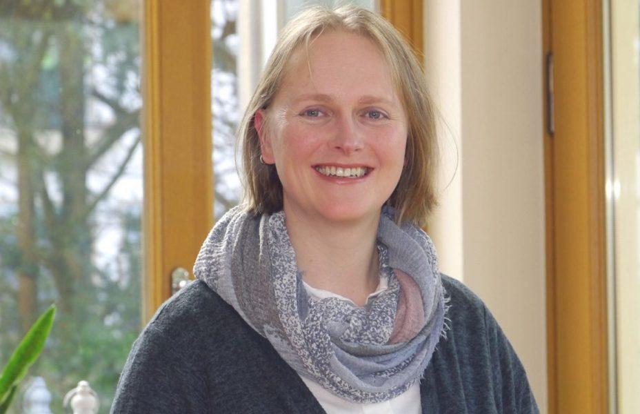 Peggy Rether-Schultz, stellvertretende Hospizleitung Stellenangebote