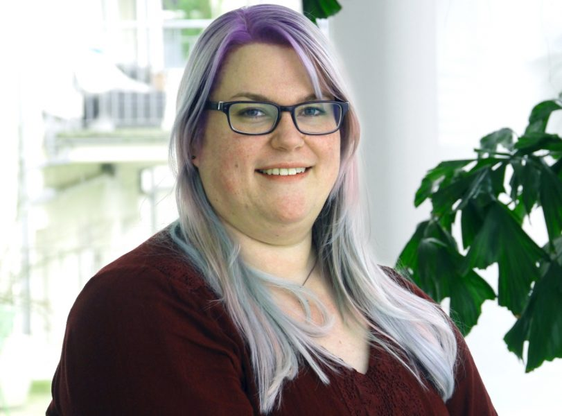 Svenja L., Pflegefachkraft beim Ambulanten Palliativdienst Bremen Stellenangebote