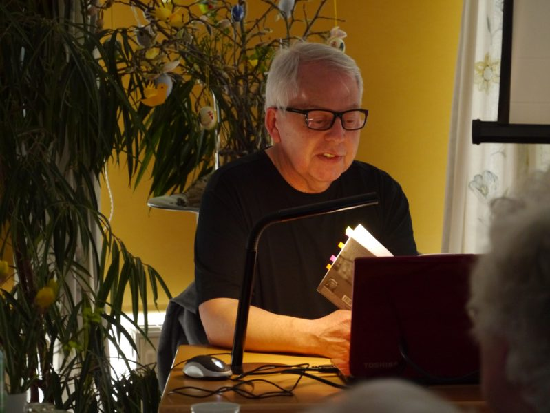 Veranstaltung Harald Maack Lesung Juni 2018