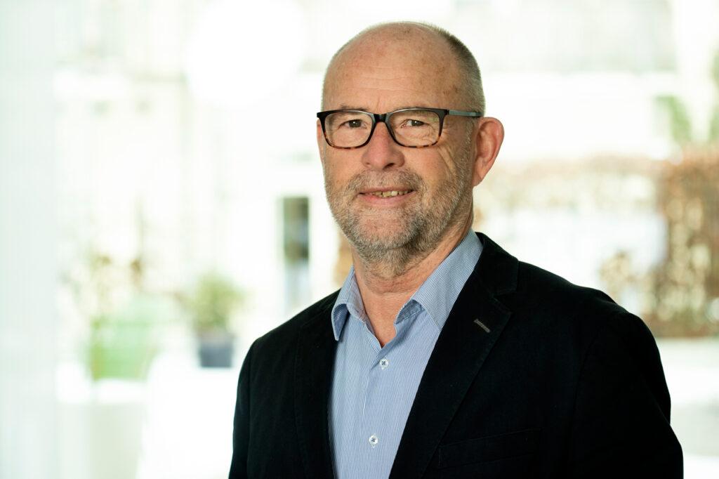 Norbert Wellbrock Vorstandsvorsitzender der Zentrale für Private Fürsorge in Bremen